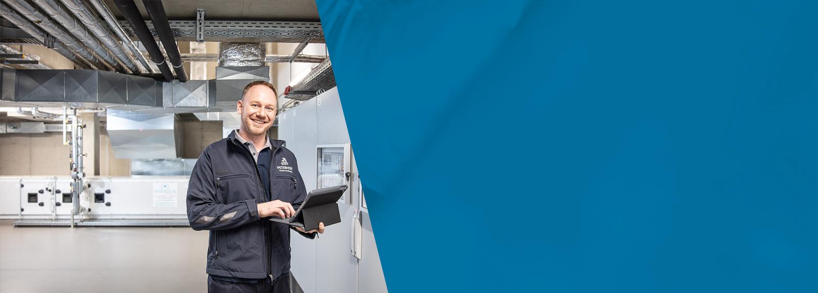 Gebäudemanagement bei gepe Gebäudedienste Peterhoff GmbH