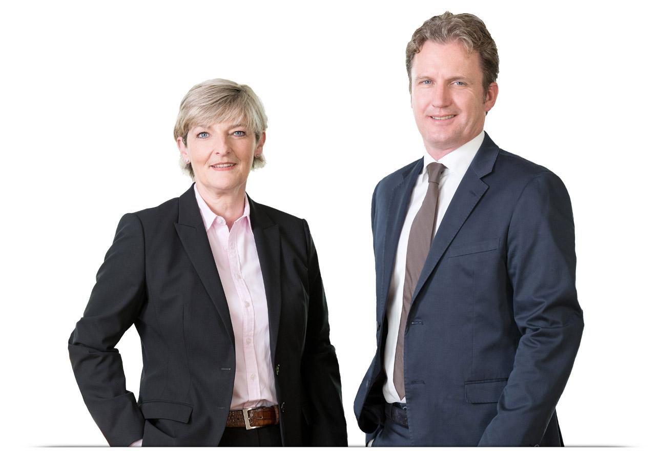 Geschäftsführung - gepe Gebäudedienste Peterhoff GmbH